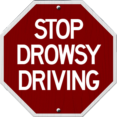 Stop Drowsy Driving